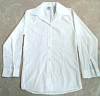 """Рубашка для девочки белая (10-11 лет), """"Kazim Kara"""" Турция"""