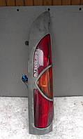 Фонарь задний (стоп) левый Renault Kangoo 1997-2003