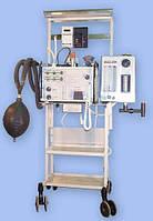 Аппарат искусственной вентиляции легких ИВЛ Фаза 5НР с наркозным блоком
