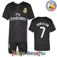 Футбольная форма Роналдо для детей Размеры: от 6 до 10 лет