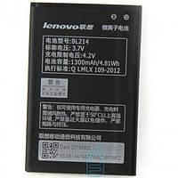 Аккумулятор Lenovo BL214 2016 год 1300 mAh A269, A316, A369 AAA класс