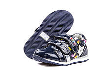 Детская спортивная обувь. Кроссовки для девочек оптом от фирмы Y.Top H17255-7 (8 пар, 22-27)