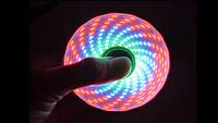 Cпиннер Spinner LED с проекцией 20 рисунков