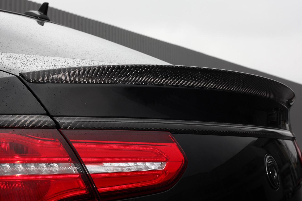 Спойлер Mercedes GLE Coupe (карбон)