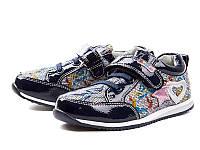 Детская спортивная обувь. Кроссовки для девочек оптом от фирмы Y.Top H17257-7 (12/6 пар, 26-31)