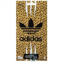 Защитная пленка iPhone 4S рисунок Adidas Wild 2in1