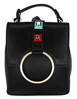Женская Сумка-рюкзак Арт. 6925 Цвет чёрный