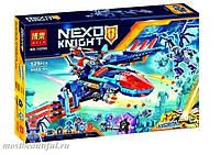 """Конструктор Bela 10596 Nexo Knight  """"Самолет-истребитель Сокол Клэя"""", 529 дет"""