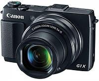 Фотоаппарат CANON PowerShot G1 X Mark II c Wi-Fi (9167B013)