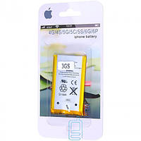 Аккумулятор Apple для iPhone 3GS 1219 mAh AAA класс