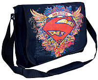 """Сумка через плечо горизонтальная Cool For School """"Superman"""""""
