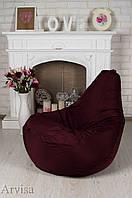 Кресло мешок груша 120x75, водонепроницаемая ткань