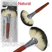 MB-114N кисть для макияжа (натуральный ворс)