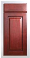 Фасад мебельный деревянный Севилья