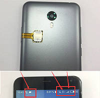 Адаптер на 2 Сим карты и MicroSD в одном слоте