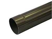 Водосточная труба Prefa алюминий 3 пог.м., размер 100