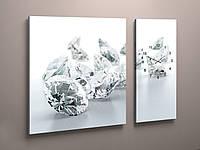 Картина з частин діаманти