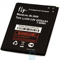 Аккумулятор Fly BL3808 2000 mAh IQ456 AAAA/Original тех.пакет
