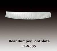 Накладка заднего бампера на Тойота Рав 4 2006-2013