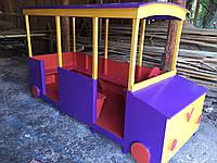 Автобус для детской площадки