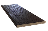 Планка доборная ПВХ DeLuxe 120*10*2060, фото 1
