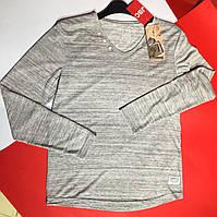 Пуловер мужской Tom Tailor TTDenim (светло-серый)