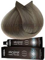 "Крем-краска для волос №8.1 ""L'Oreal"" Majirel Cool Cover (50ml)"