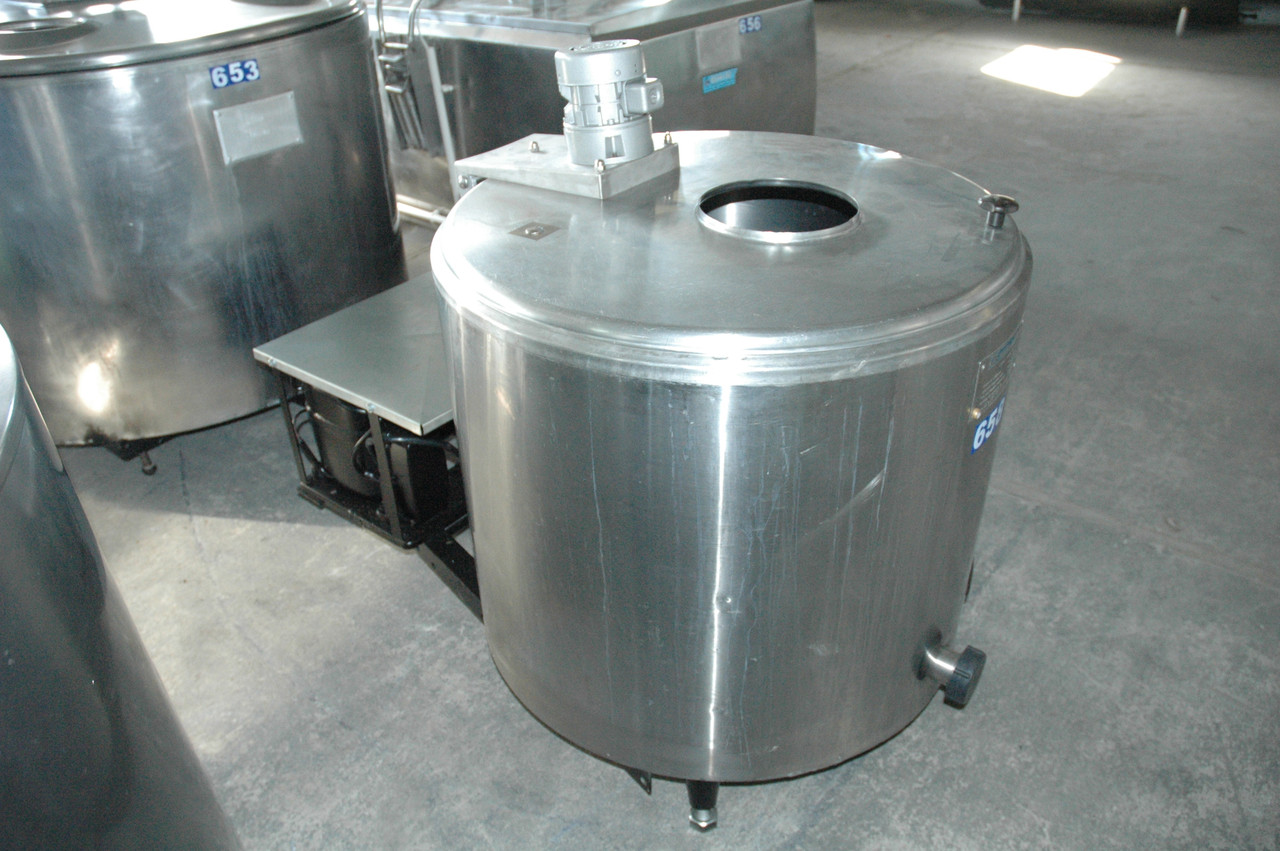 Оладители молока от 400л до 800л