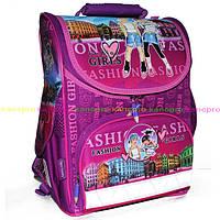 Ранец детский школьный TIGER Fashion Girls 1728 (рюкзак), 13 л, 34х27х19 см + спиннер в подарок!!!
