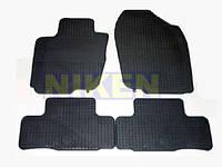 Комплект резиновых ковриков  Rav 4 2006-2013 (4шт)
