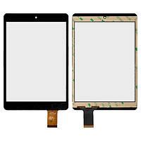 Touchscreen (сенсорный экран) для Ainol Novo 8 Mini, 40 pin, черный, оригинал