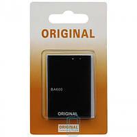 Аккумулятор Sony BA600 1290 mAh Xperia ST25i AAA класс