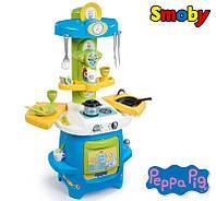 Интерактивная кухня Smoby Свинка Пеппа - 22 элемента