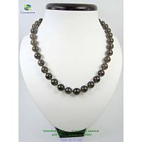Ожерелье из топаза дымчатого