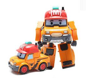 Robocar Марк. Машинка-трансформер Robocar Марк