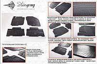 Резиновые коврики Stingray на Rav 4 2006-2013 (4шт)