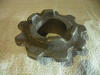 Звездочка (Зубчатка)СЗГ 00.104 автомата-разобщителя (колесо зубчатое z=9, t=31.7)