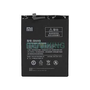 Оригинальная батарея Xiaomi Redmi Mi Max (BM49) для мобильного телефона, аккумулятор для смартфона.