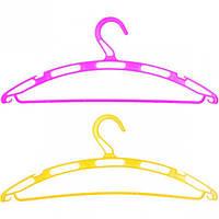 Вешалка «Ажур с перемычкой»  флуоресцент… (арт.Ажр-3)