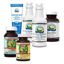 Вітаміни для дітей для імунітету.