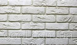 Плитка цементная под кирпич цвет Бельгийский 01 размер 240х15х71 мм.