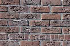 Плитка цементная под кирпич цвет Бельгийский 2 размер 240х15х71мм