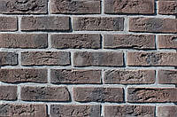 Плитка цементная ручной работы под кирпич цвет Бельгийский 4 размер 240х15х71мм, фото 1