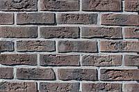 Плитка цементная ручной работы под кирпич цвет Бельгийский 4 размер 240х15х71мм
