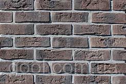 Плитка Бельгийский 4 цементная ручной работы под кирпич размер 240х15х71мм