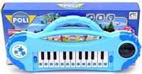 Пианино детское Робокар Поли 6889-144