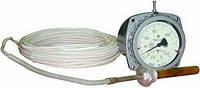 Термометры манометрические показывающие виброустойчивые ТКП-60/3М