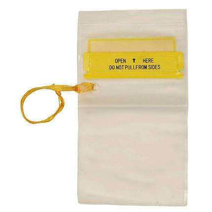Водонепроницаемая герметичная упаковка для документов 12.7х18.4см MFH 30534, фото 2
