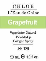 Парфюмерное масло «L`Eau de Chloe Chloe»