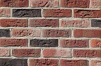 Плитка цементная под кирпич цвет Бельгийский 7 размер 240х15х71мм, фото 1